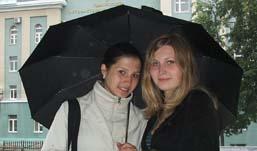 В Ижевск вернулись дожди и прохлада