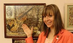 Картины, «написанные» крыльями бабочек, впервые представили в Ижевске