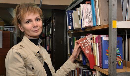 Современная молодежь в Ижевске читает не меньше, чем в советское время