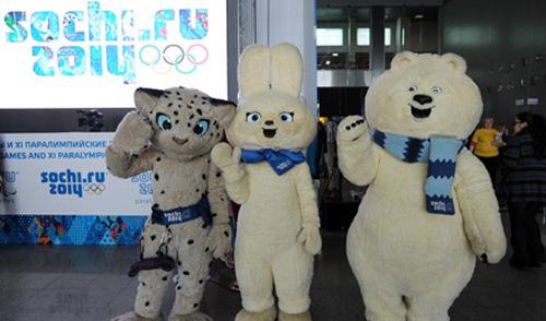 Сочинская Олимпиада обзавелась собственным слоганом