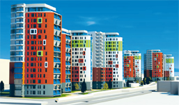 На набережной Ижевска построят жилой микрорайон