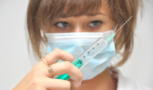 Эпидемия гриппа в Удмуртии ожидается в декабре