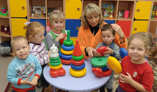 Дети чиновников перестанут пользоваться льготой при приеме в детские сады Ижевска