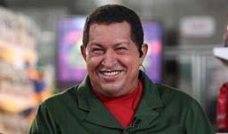 Владимир Путин подарил Чавесу «собаку Сталина»