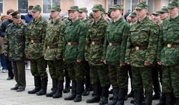 Военком Удмуртии: служба больше похожа на курорт