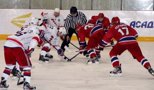 Хоккеисты «Ижстали» выиграли у минской команды «Юность-Минск»