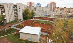 Строительство нового бассейна торжественно стартовало в Ижевске