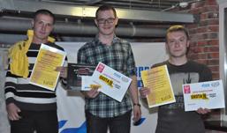 Юбилейный сезон «Охоты» в Ижевске: последние 100 литров бензина достались самому быстрому гонщику