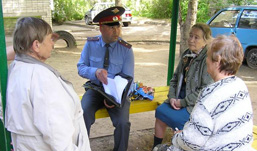 В Ижевске увеличили число участковых
