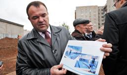 К 1 сентября 2013 г в Ижевске откроют новый бассейн
