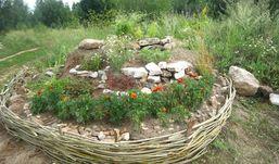 Ярушкинский парк в Ижевске определяется со стилем