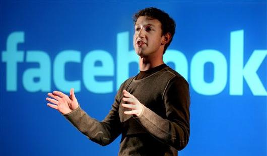 Россиянам предложили разрабатывать приложения для Facebook