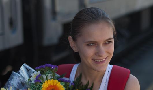 Участница Олимпиады в Лондоне ижевчанка Дарья Вдовина одержала новую победу