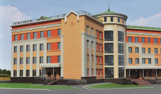 В Ленинском районе Ижевска начали строить поликлинику