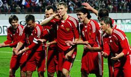 Сборная России по футболу обошла Бразилию в рейтинге ФИФА