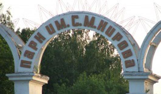 50 молодых сосен посадят в парке Кирова в Ижевске