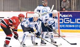 Хоккейная команда «Ижсталь» расторгла контракт с одним из защитников