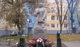 В Ижевске открыли памятник основателю удмуртской государственности