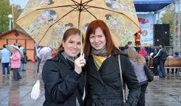 В выходные в Ижевске ожидается мокрая погода