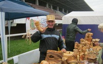 В Ижевске проходит сельскохозяйственная ярмарка