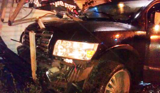 Таксисты Ижевска устроили погоню за джипом «инфинити», скрывшимся после ДТП