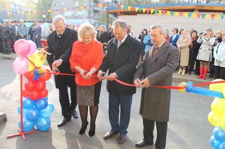 Сразу два детских сада открылись в Ижевске
