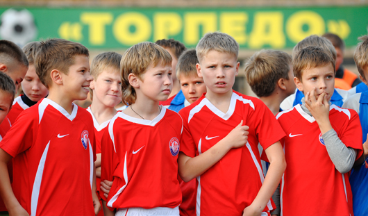 Cтадион «Торпедо» открылся в Ижевске