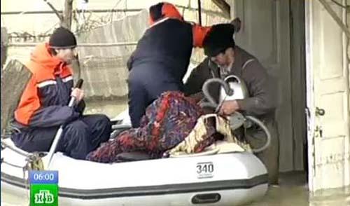 В дагестанском Дербенте в результате схода грязевых потоков погибли 7 человек