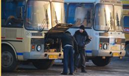 Междугородние автобусы в Удмуртии переходят на газ