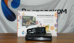 «Ростелеком» расскажет о преимуществах интерактивного телевидения в эфире программы «Телеком. Все о связи и телекоммуникациях»