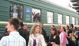 Из-за ноябрьских праздников меняется расписание ижевских поездов