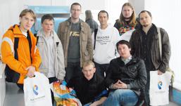 «Ростелеком» в Ижевске организовал блог-тур «Почувствуй себя работником «Ростелекома»