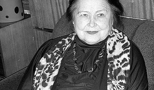 Умерла известный критик и исследователь удмуртской литературы Зоя Богомолова