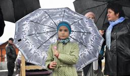 Всю неделю в Ижевске будет прохладно и дождливо