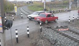 Железнодорожные переезды в Удмуртии закроют из-за ремонтных работ
