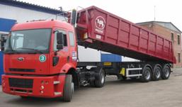Остановку грузовиков запретили в Ижевске по улице Азина