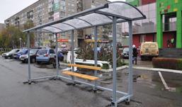 Новые остановки появятся на улице 40 лет Победы в Ижевске