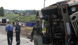 Водителю КамАЗа, из-за которого погиб  7-летний ребенок, дали 4 года колонии-поселения