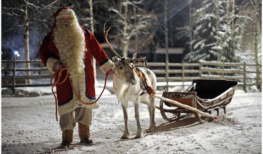 На пост президента США претендует Санта-Клаус