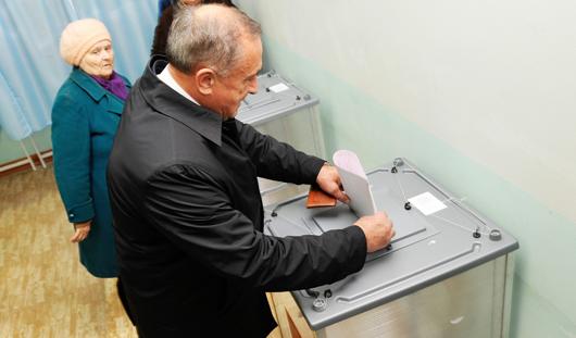 Выборы в Госсовет практически не изменили расстановку сил в парламенте республики