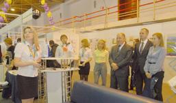 Выдачу электронный цифровых подписей организовал «Ростелеком» в рамках выставки «Инфотех-2012»
