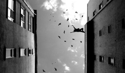 Студент УдГУ спрыгнул с 9-этажа из-за несчастной любви