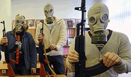 Российских школьников научат бороться с терроризмом