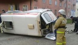 Врач «скорой» из Удмуртии, пострадавший в ДТП, впал в кому