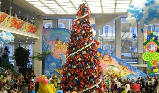 На новогоднюю ёлку в Кремль поедут 44 школьника из Удмуртии