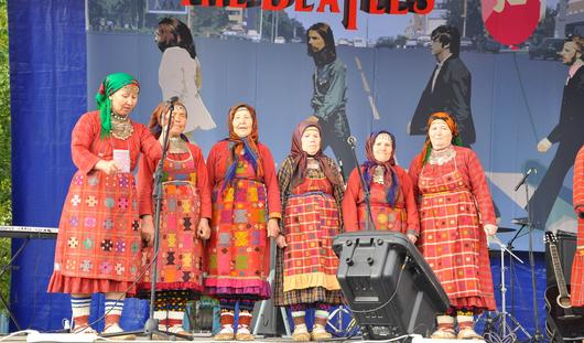 Костюмер «Бурановских бабушек» проведёт мастер-классы в Ижевске