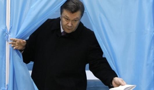 Янукович обеспечил себе большинство в парламенте Украины