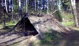 Беременная женщина из Удмуртии несколько месяцев жила в лесу
