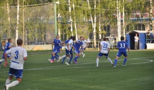 Матч между ижевским «Зенитом» и кировским «Динамо» закончился ничьей