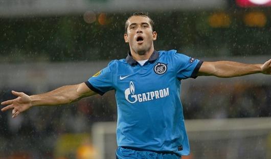Со счётом 1:0 «Зенит» обыграл «Андерлехт»